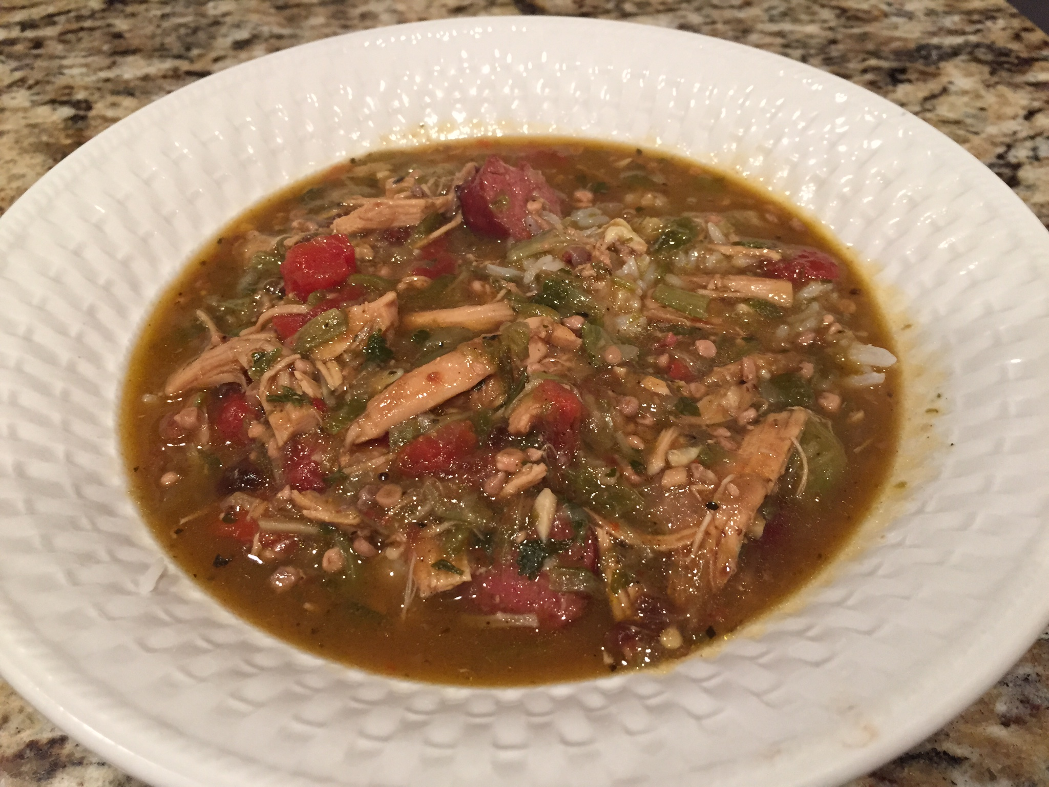 how to make rue for gumbo